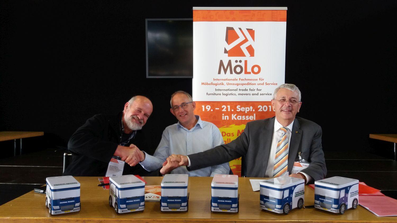 Mondial Waaijenberg: samenwerking bekrachtigd in overeenkomst Mondial Movers