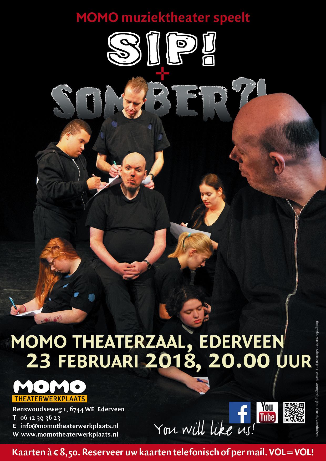 Mondial Waaijenberg steunt de MoMo Theaterwerkplaats.